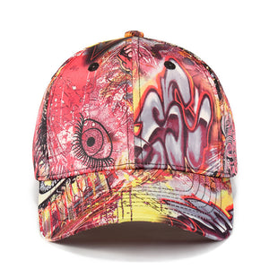 New England Graffiti Baseball Cap