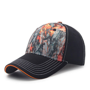[AETRENDS] 2018 New Print Baseball Cap