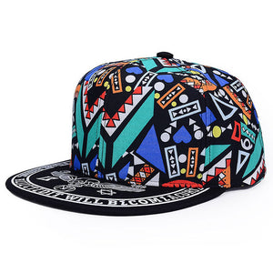 Children's Graffiti Snapback