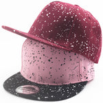 Children's Graffiti Snowflakes Baseball Cap