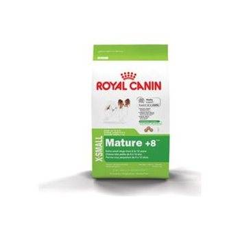 Royal Canin X-Small Mature 8+ Dry Dog Food
