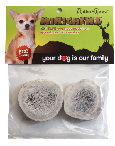 Antler Chewz Original MiniChewz Dog Treats