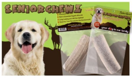 Antler Chewz Senior Dog Treats