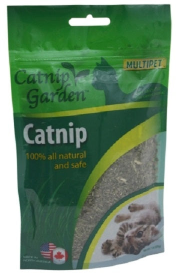 MultiPet Catnip Garden Catnip Bag for Cats