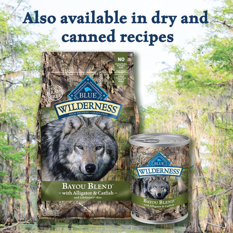 Blue Buffalo Wilderness Bayou Blend Biscuits