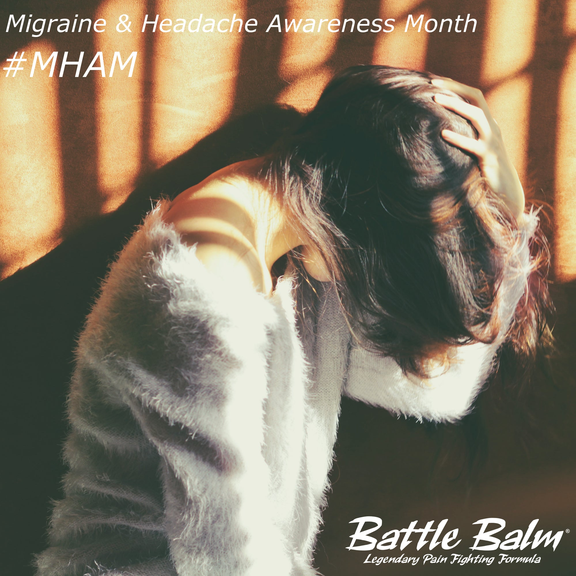 3 Reasons Why Battle Balm is the Best Pain Relief for Migraine Sufferers