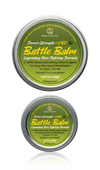Battle Balm Demon Strength + CBD Cannabidiol All-Natural Topical Pain Relief Cream Balm for Arthritis & More