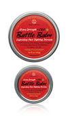 Battle Balm Extra Strength + CBD Cannabidiol All-Natural Topical Pain Relief Cream Balm for Arthritis & More