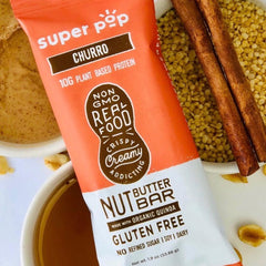 Super Pop Peanut Butter Churro Bar