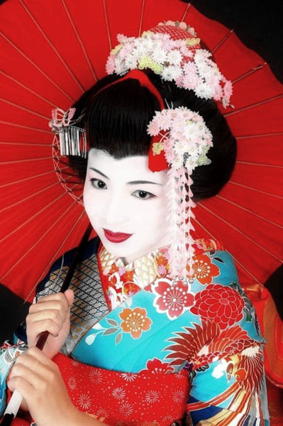 Japanese Geisha - the Truth Behind the Mystery