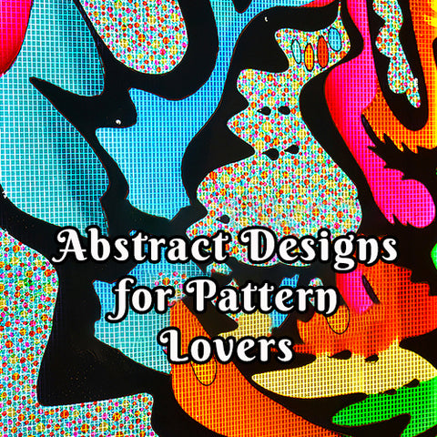Abstract designs and gifts for pattern lovers