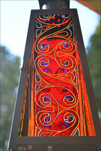Celtic Knot Art Lantern
