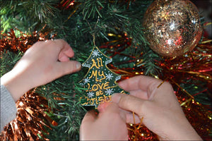Christmas Gift Tag & Tree Bauble