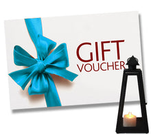 GIFT VOUCHER (Medium Pyramid Lantern)