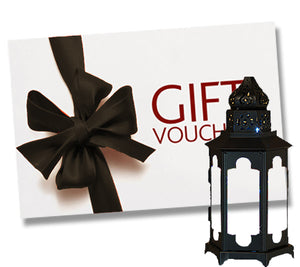 GIFT VOUCHER (Medium Pavilion Lantern)