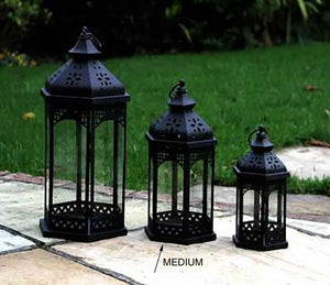 GIFT VOUCHER (Medium Moroccan Lantern)