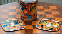 Richard III Mug Coaster Set