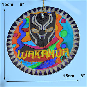 Marvel's Black Panther Hanging Suncatcher