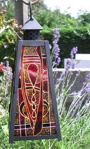 Charles Rennie Mackintosh Lantern