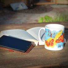 Butterfly Mug & / OR Drinks Coaster