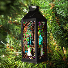Four Seasons Forest Cat Porch Lantern