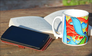 Abstract Art Mug &/OR Coaster