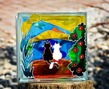 Cats at Seaside Sun Catcher