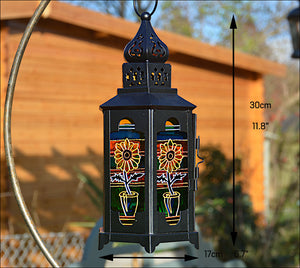 Sunflower Garden Lantern