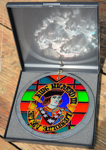 Richard III Portrait Suncatcher