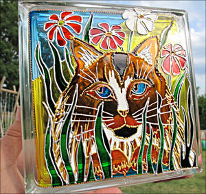 Pedigree Cat Suncatcher