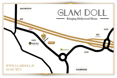 Glam Doll Store Location