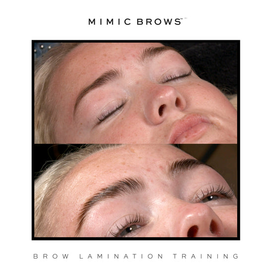 Brow Lamination Training Course - Glam Doll