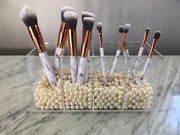 GD Bianco Marble 10-piece Brush Set - Glam Doll