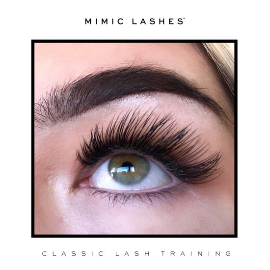 Classic Lash Training Course - Glam Doll