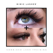 Combined Classic + Volume Training Course - GLAM DOLL