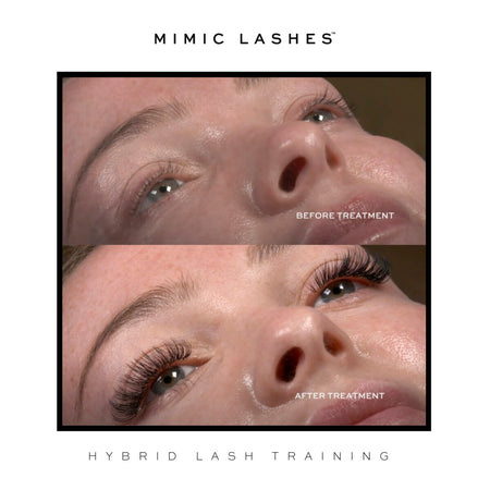 Hybrid Lash Training Course - GLAM DOLL