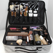 Marble Makeup Case - Large - Glam Doll