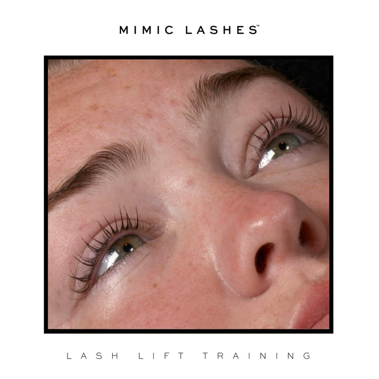 Lash Lift Training Course - Glam Doll