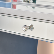 The Mirrored Madison Vanity Table - Glam Doll