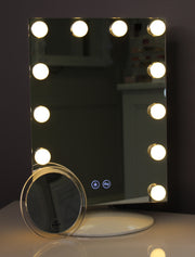 Mini Magnifying Mirror - Glam Doll
