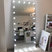 Hollywood Glam 'The Boulevard' Full Length Mirror - Glam Doll