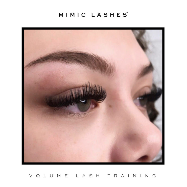 Volume Lash Training Course - Glam Doll