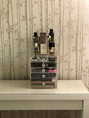 Glam Box Collection - Original Glam 5 Drawer Cosmetic Organiser