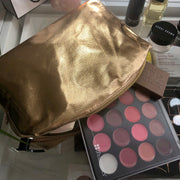 Gold Makeup Bag - Glam Doll