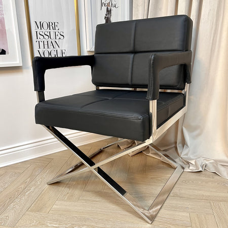 The Jennifer Armchair - GLAM DOLL