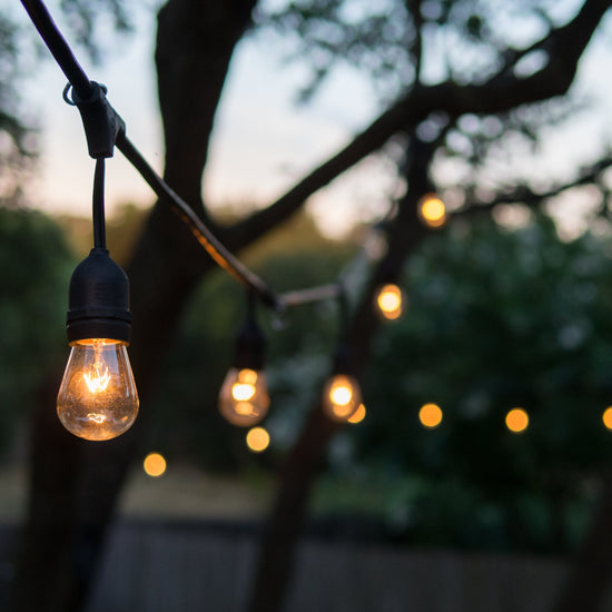 Outdoor Hanging String Lights - Glam Doll