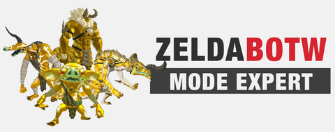 mode difficile breath of the wild