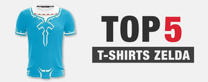 top 5 t shirt zelda