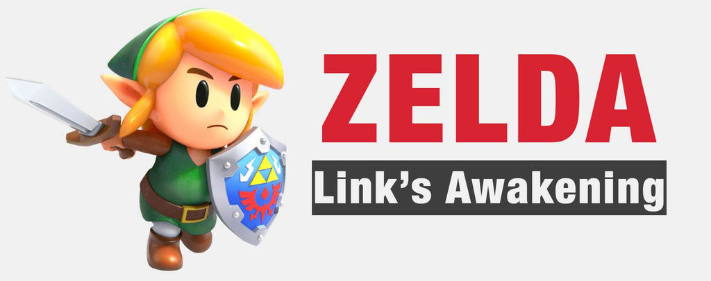 The Legend of Zelda : Link's Awakening, un lancement exceptionnel !