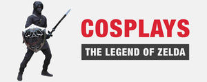 Top 20 : Les meilleurs Cosplay The Legend Of Zelda